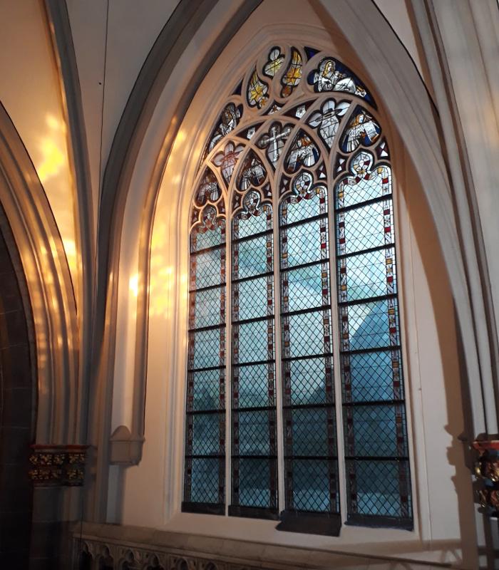 Domfenster Xanten