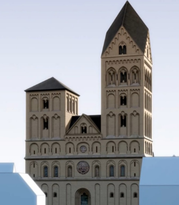 Domgeschichte St Viktor Xanten